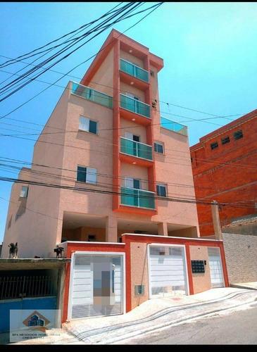 Imagem 1 de 7 de Apartamento Com 2 Dormitórios À Venda, 43 M² Por R$ 235.000,00 - Vila Costa Melo - São Paulo/sp - Ap0304