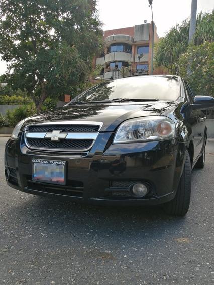 Chevrolet Aveo Lt Sincrónico 2012