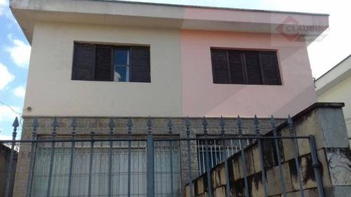 Sobrado Residencial À Venda, Cidade Centenário, São Paulo. - So0974