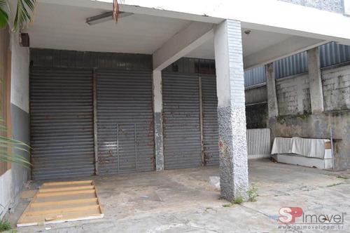 Imagem 1 de 24 de Galpão Com Ótima Localização - Gl391510l