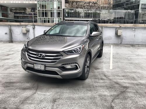 Imagen 1 de 15 de Hyundai Santa Fe 2018 2.0 Sport L At