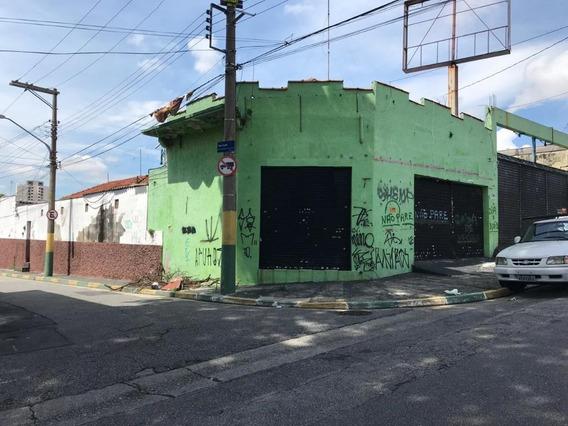 Terreno Para Alugar, 500 M² Por R$ 7.000/mês - Mooca - São Paulo/sp - Te0049