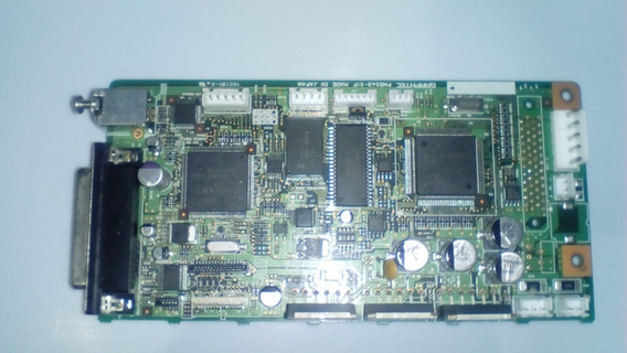 Placa Main Board Graphtec Ce5000-60 / 120