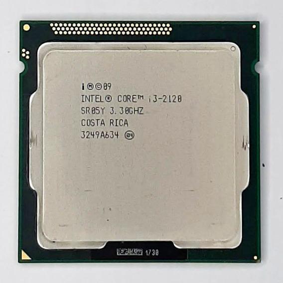 Processador 2° Geração Intel I3 2120 3mb Cache, 3.30 Ghz