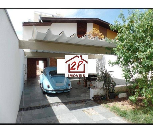 Casa Com 3 Dormitórios À Venda, 189 M² Por R$ 1.130.000,00 - Vila Ema - São José Dos Campos/sp - Ca1355