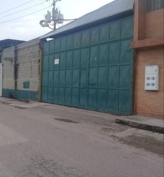 En Alquiler Galpon Con Oficina, Sabana Del Medio, Zp 398280