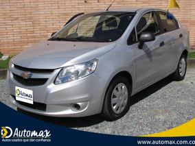Chevrolet Sail Sedan Ls, Mt 1.4