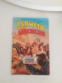 Planeta Dos Macacos Nº4 Bloch (frete 9r$) Com Poster