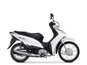 Moto Honda Biz Es 110 19/19 Zero Pta Entrega 3 Anos Garantia