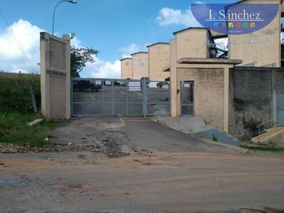 Apartamento Para Venda Em Itaquaquecetuba, Cuiabá, 2 Dormitórios, 1 Banheiro, 1 Vaga - 180313f