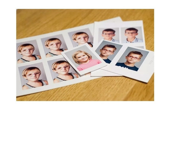 Foto Carnet Visa Pasaporte Dni Italia Lelab