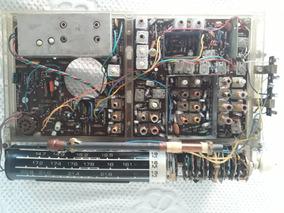 Placa Transglob 9 Band Am Fm B481 Com Defeito