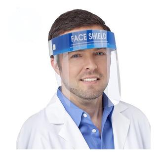 Máscara Proteção Facial Anti Respingos - Face Shield