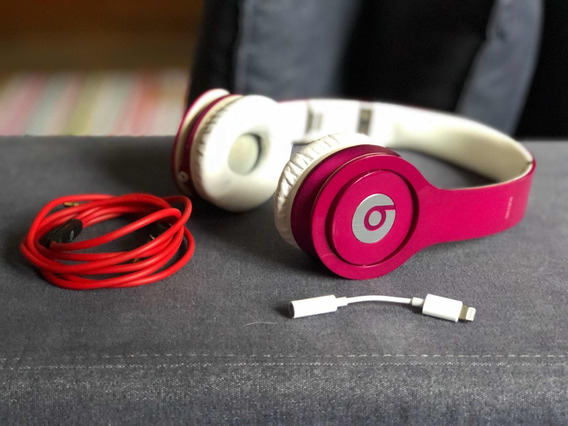 Headfone Beats - Solo Hd By Dr. Dre (original)