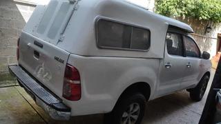 Cúpula - Toyota Hilux
