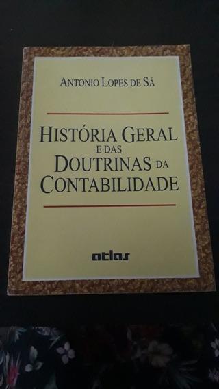 História Geral E Das Doutrinas Da Contabilidade