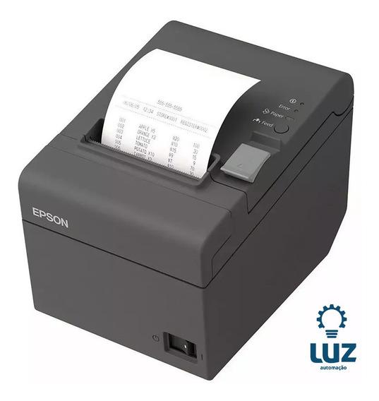 Impressora De Cupom Não Fiscal Epson Tm - T20 - Usb - Nfce