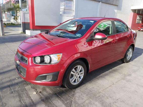 Chevrolet Sonic 2014 4p Lt L4/1.6 Man