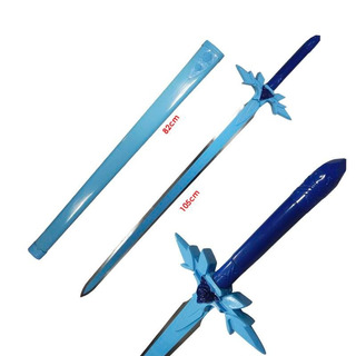 Sword Art Online Sao Espada Eugeo Blue Rose Sword Acero