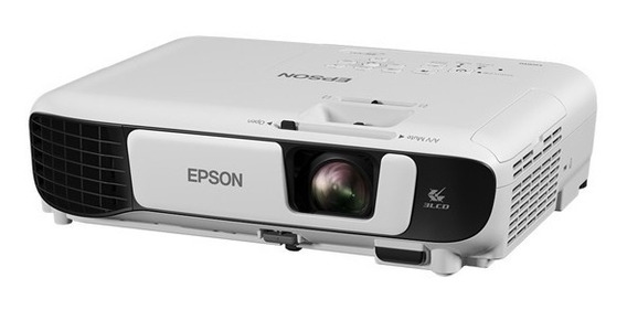 Projetor Epson Powerlite X41+ 3600 Lumens 3lcd Wireless Hdmi