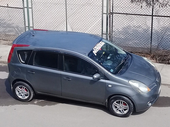 Nissan Note 2005 Hatchback Mecánico