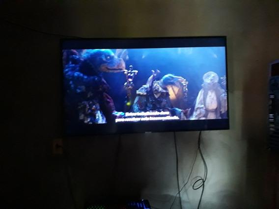 Vende Se Tv 55 Polegadas Ultra Hd 4k 5 Meses De Uso