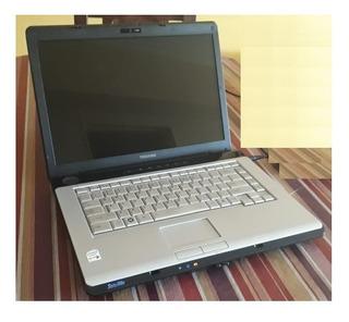 Notebook Toshiba Satellite A205-s4577 No Funciona P/repuesto