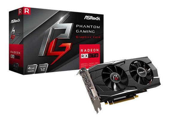 Phantom Gaming X Amd Radeon Rx570 4g Oc