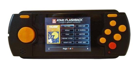 Atari Flashback Portátil Tectoy Com 70 Jogos - Novo