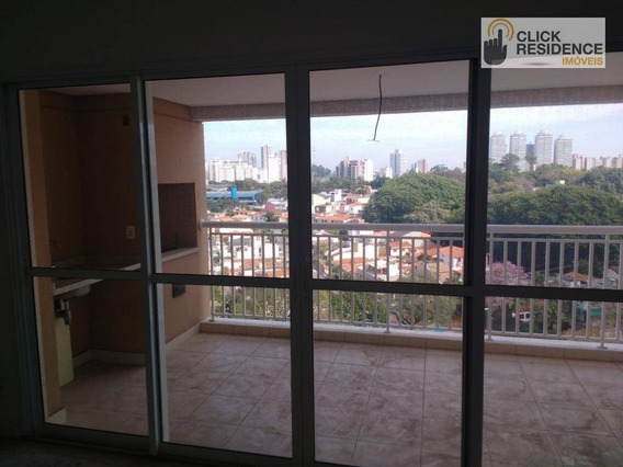 Apartamento 4 Dormitórios Sendo 1 Suite ( Varanda Gourmet -novo - Lazer Completo ) À Venda, 123, M² Por R$ 790.000 - Centro - São Bernardo Do Campo/sp - Ap0678
