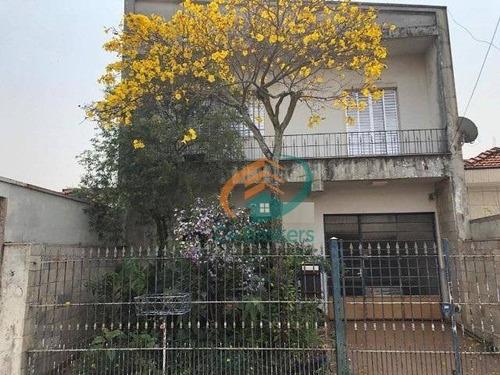 Sobrado Com 3 Dormitórios À Venda, 330 M² Por R$ 639.000,00 - Vila Zamataro - Guarulhos/sp - So0727