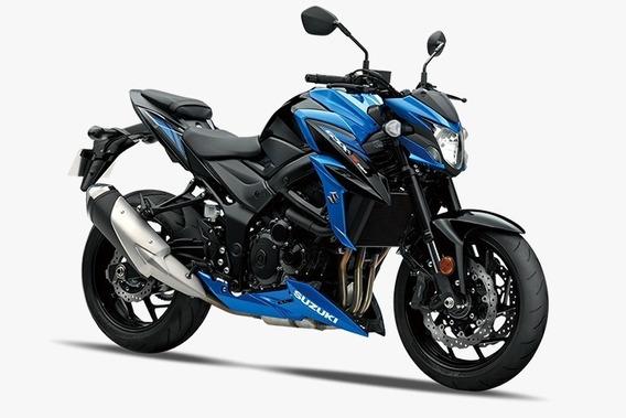 Naked Suzuki Gsx-s 750a 0km Modelo 2021