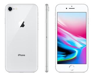 iPhone 8 128gb 4g Tela 4.7 Câmera 12mp Selfie 7mp 2 Chips Io