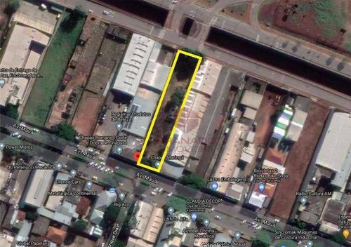 Terreno À Venda, 2000 M² Por R$ 4.000.000,00 - Zona 03 - Maringá/pr - Te0050