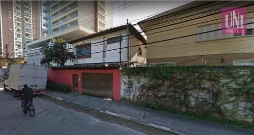 Casa Comercial À Venda, Brooklin, São Paulo. - Ca0206