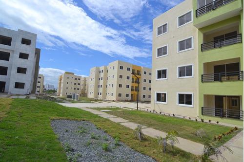 Imagen 1 de 5 de Apartamento Con Bono Vivienda Santiago Rd