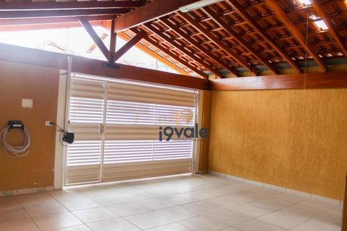 Casa Com 2 Dormitórios À Venda, 90 M² - Jardim Santa Marina - Jacareí/sp - Ca1565