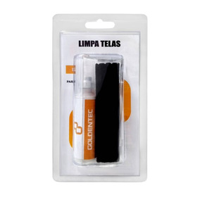 Kit Limpa Telas Goldentec - 20ml