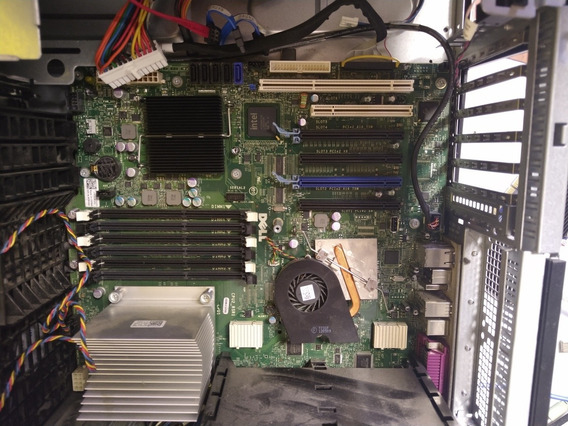 Placa Mãe Dell Precision Workstation T5500 Com Xeon