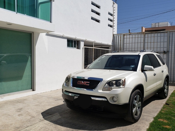 Gmc Acadia 3.6 D 8 Pas Qc Piel Dvd At 2012