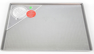 Placa Masa N4 27,5x37,5cm Doña Clara Acero