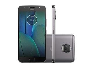 Motorola Moto G5s Plus Dual Sim 32gb Branco - Vitrine