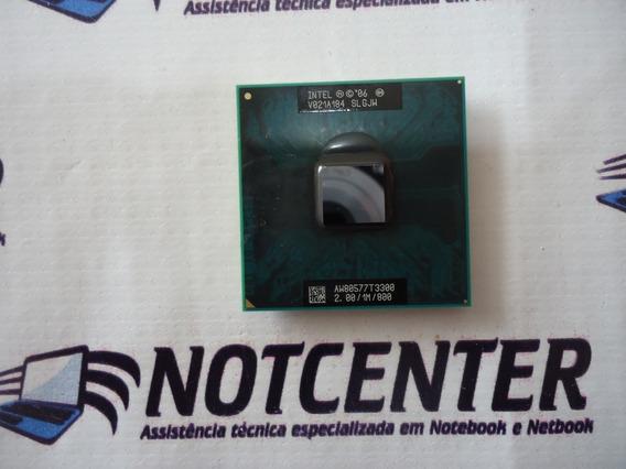 Processador Intel Celeron T3300 2.00ghz Slgjw Envio Po Carta