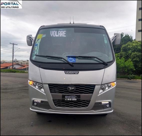 Microonibus Volare W10 -2020- Km: 3.600 - 36 Lug - Top !!