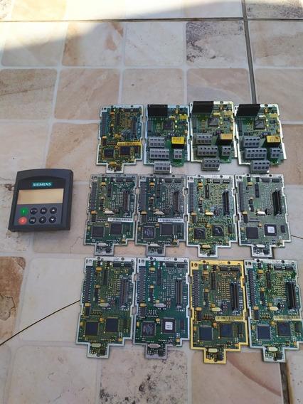 Micromaster 420, 430 E 440 Cartão Lógico