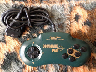 Joystick Pc Quick Shot Qs-217 Gaming Lair Atalaya