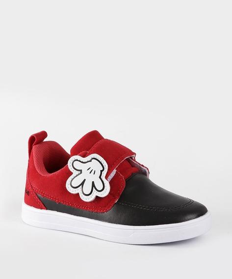 Tênis Infantil Mickey Mouse Disney 252