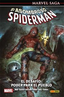 Comic Marvel Saga 55. El Asombroso Spiderman 25: El Desafio