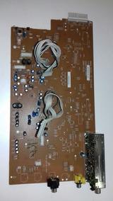 Placa Lateral Som Ms-7330cd Toshiba
