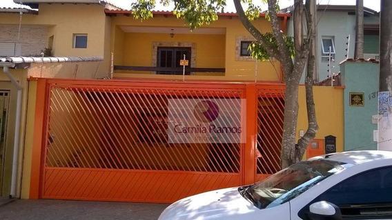 Sobrado Residencial À Venda, Jardim Imperador, Suzano. - So0084